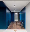 60平米公寓欧式风格走廊装修案例