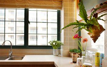 70平米田园风格厨房装修效果图