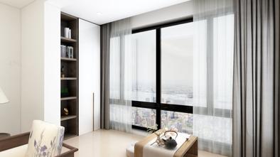 80平米中式风格阳光房图片