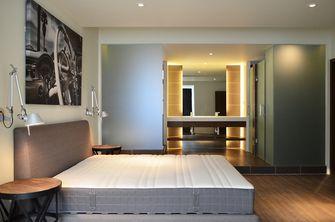 60平米复式现代简约风格卧室图片大全