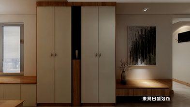 140平米三室两厅北欧风格衣帽间图片大全