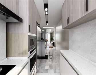 110平米现代简约风格厨房欣赏图