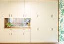 130平米三室两厅北欧风格储藏室装修效果图