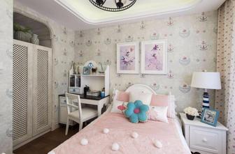120平米三室两厅地中海风格儿童房欣赏图