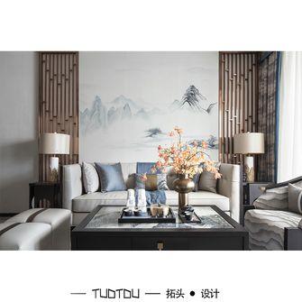 豪华型130平米四中式风格客厅装修效果图