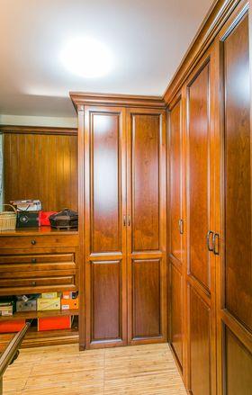 富裕型100平米三室兩廳混搭風格臥室裝修效果圖