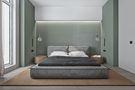 90平米三室五厅现代简约风格卧室装修案例