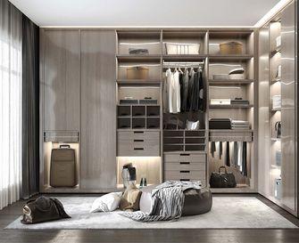 130平米四室两厅中式风格衣帽间装修效果图