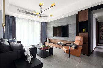 80平米三室一厅宜家风格客厅图