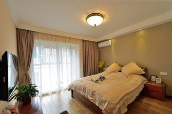 经济型140平米四室三厅混搭风格卧室装修图片大全