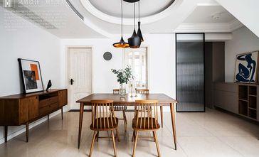 140平米复式北欧风格餐厅效果图