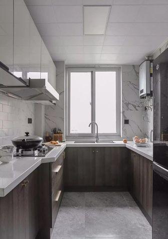 120平米三新古典风格厨房图