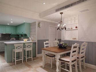 120平米三室一厅地中海风格厨房欣赏图