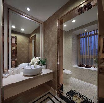 70平米法式风格卫生间欣赏图