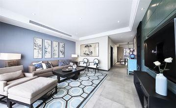 120平米一居室中式风格客厅设计图