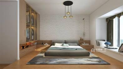 140平米三日式风格卧室效果图