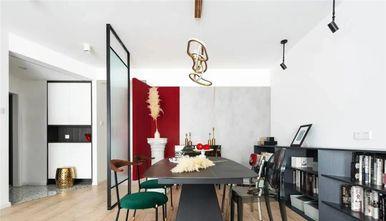 110平米三室两厅欧式风格餐厅图片大全