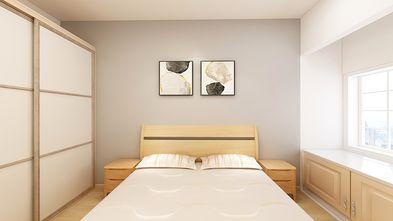 90平米田园风格卧室装修效果图