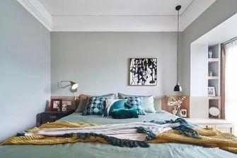 80平米三混搭风格卧室效果图