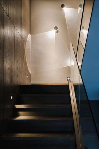 110平米地中海风格楼梯间设计图