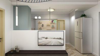 50平米一室一厅现代简约风格客厅效果图