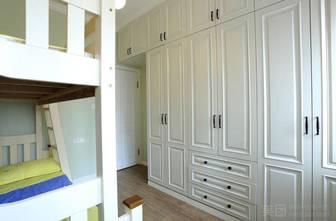 70平米美式风格卧室设计图