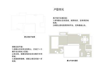 经济型140平米别墅欧式风格阁楼设计图