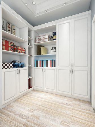 经济型140平米三室一厅美式风格储藏室图
