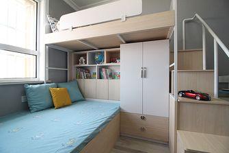 100平米三室两厅北欧风格儿童房装修效果图