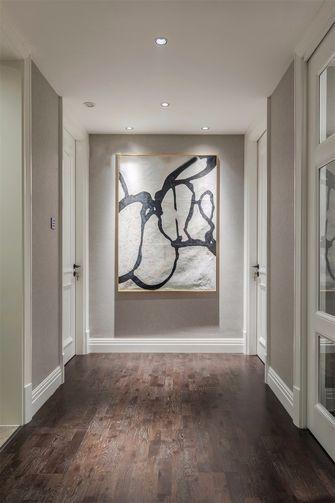 140平米三室三厅英伦风格玄关装修案例