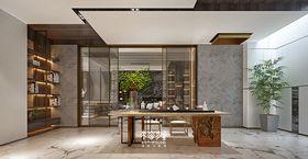 140平米復式中式風格書房裝修圖片大全