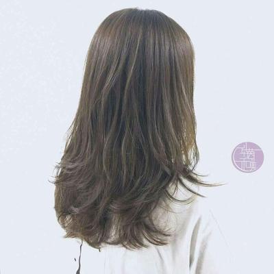 剪发造型效果图