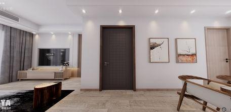 130平米四日式风格客厅图片