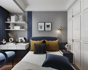 110平米四室两厅美式风格儿童房装修效果图