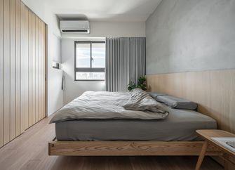 70平米日式风格卧室效果图
