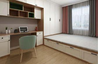 60平米一室两厅现代简约风格卧室装修图片大全
