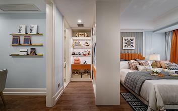110平米三室三厅美式风格走廊图片