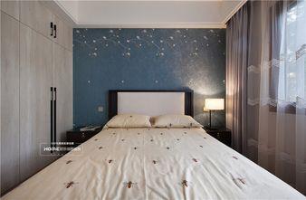 140平米复式中式风格卧室装修效果图