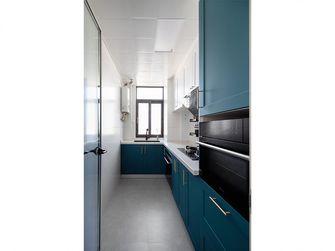 10-15万90平米三北欧风格厨房欣赏图