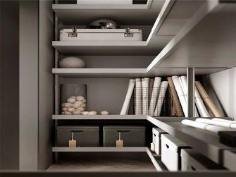 90平米法式风格书房设计图