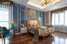 140平米别墅美式风格卧室效果图
