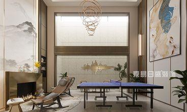 140平米别墅现代简约风格健身室装修案例
