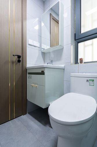 110平米三中式风格卫生间设计图