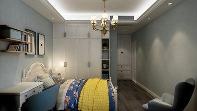 100平米三室一厅北欧风格儿童房欣赏图
