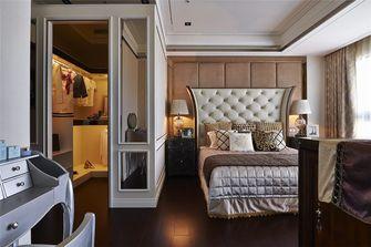 140平米四室五厅新古典风格卧室装修图片大全