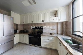 140平米四美式风格厨房装修案例