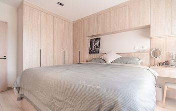 70平米三日式风格卧室图片大全