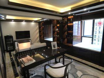 140平米三室两厅新古典风格影音室装修图片大全