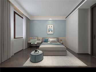 140平米四室两厅中式风格儿童房图