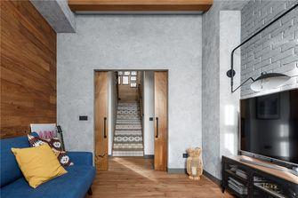 140平米复式北欧风格影音室装修图片大全